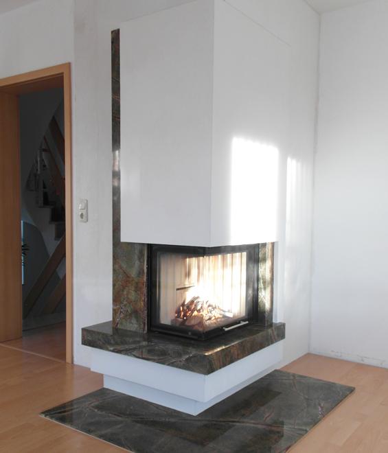 Ofenbau Schlenkrich Natursteinkamin
