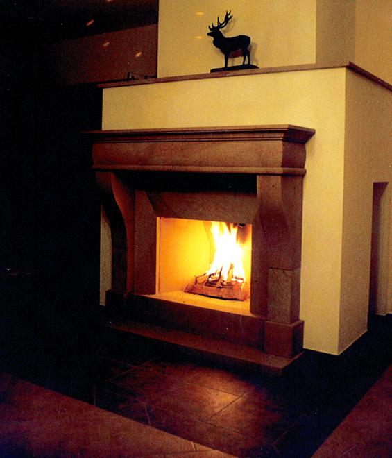Ofenbau Schlenkrich Stilkamin