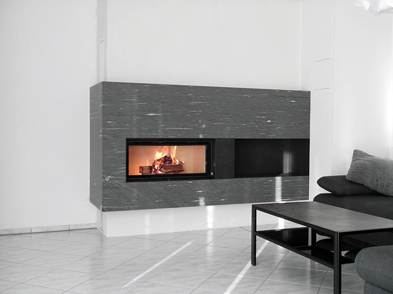 Ofenbau Schlenkrich Architekturkamin