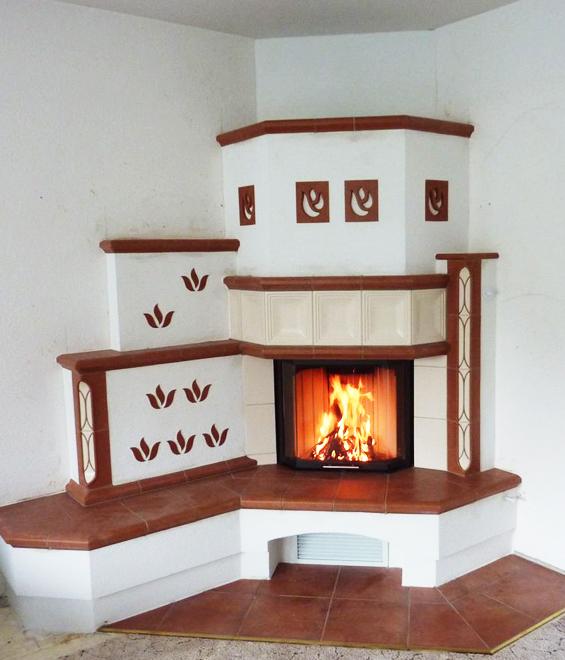 Ofenbau Schlenkrich Kachelkamin