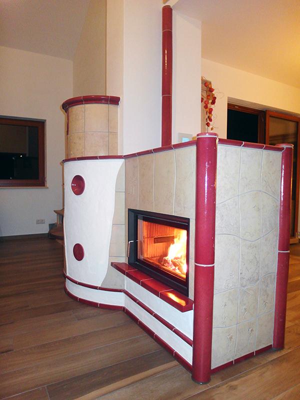 Ofenbau Schlenkrich Durchsichtkamin